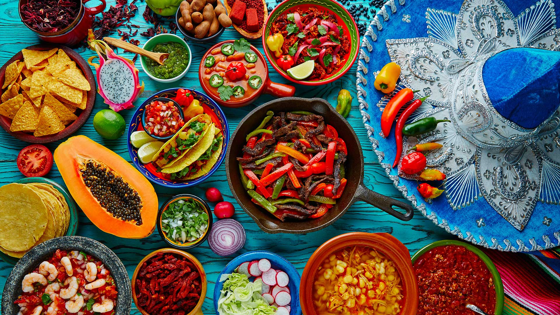 Hot & Spicy : Win a Mexican Gift Hamper