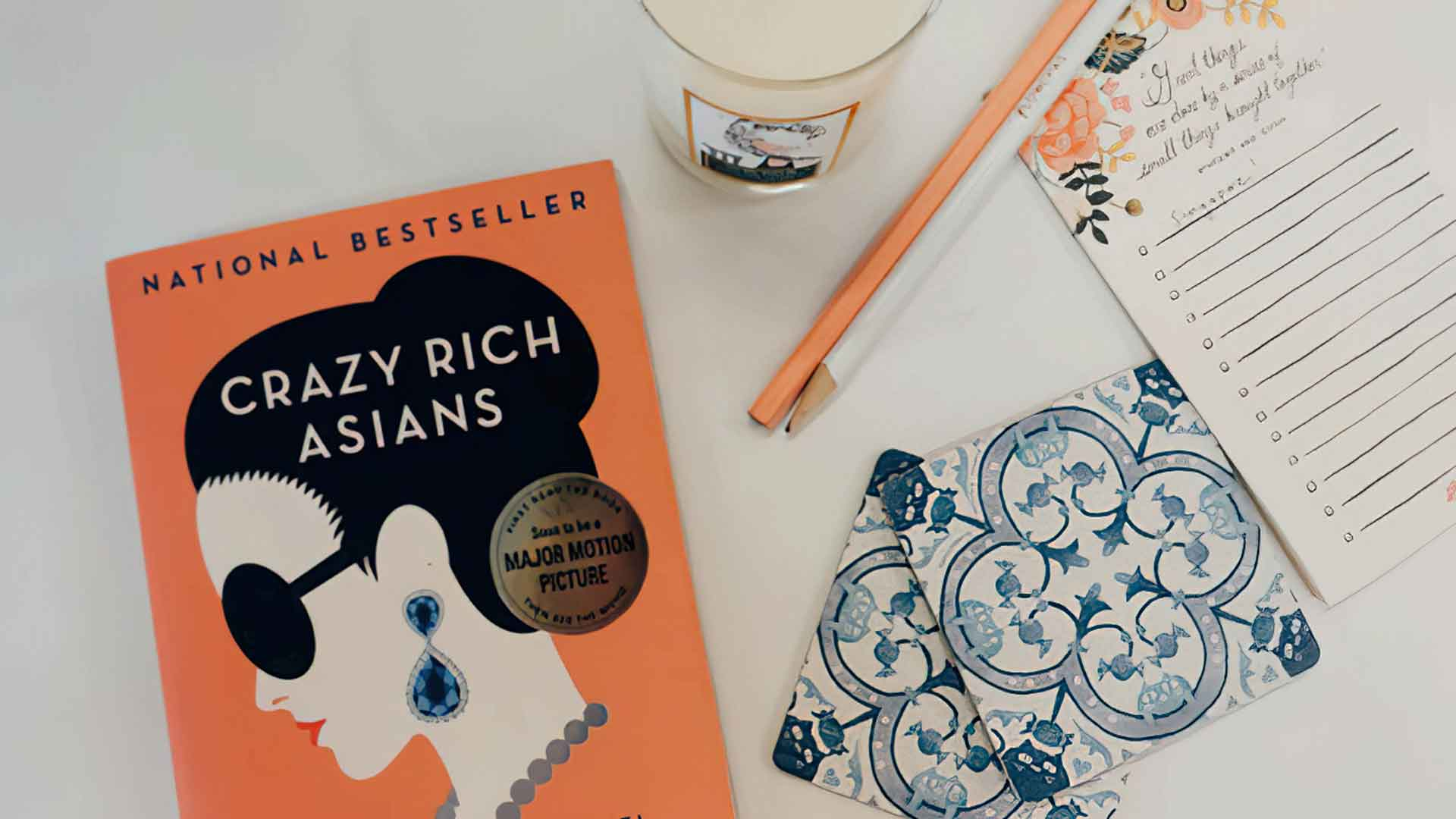 5 Novels from the Orient