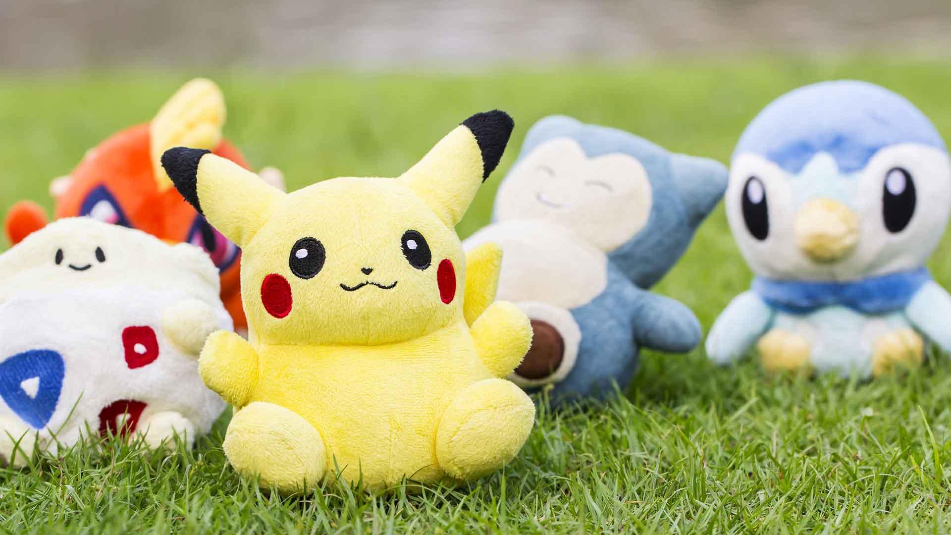 Pokemon Quiz : Win a Nintendo Switch!