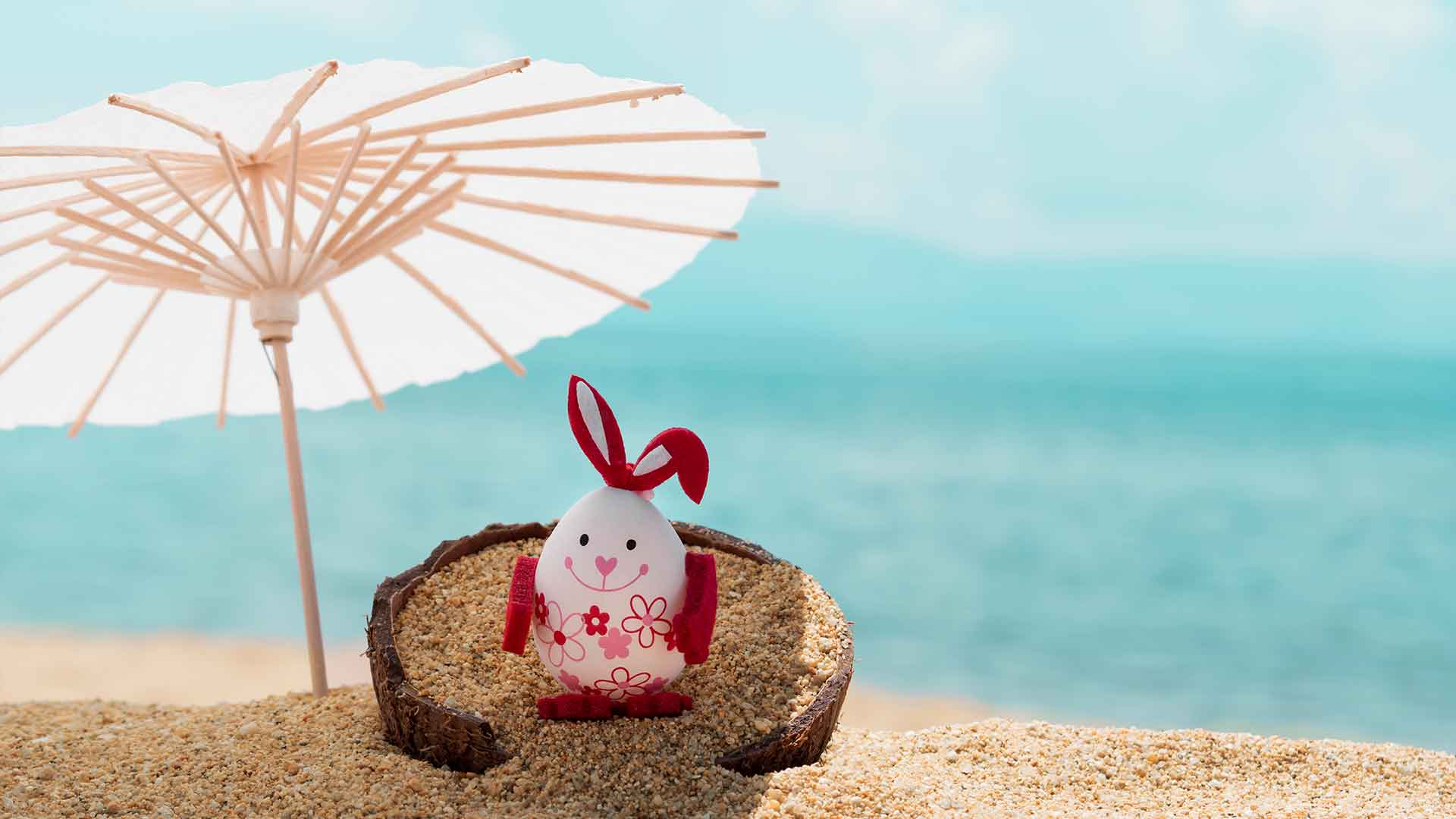 Easter Trivia : Win a 7-night Bali or India Vacation