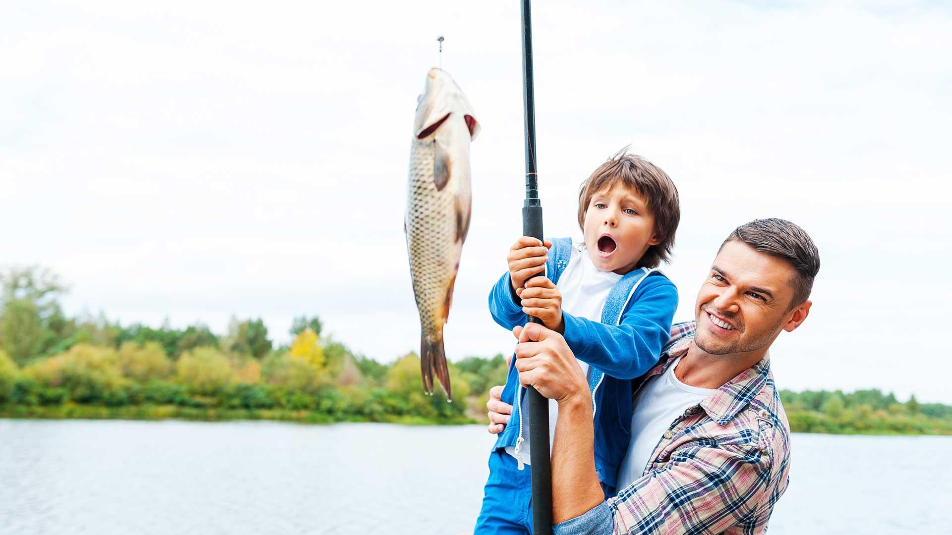 Holy Carp! National Go Fishing Day Quiz!