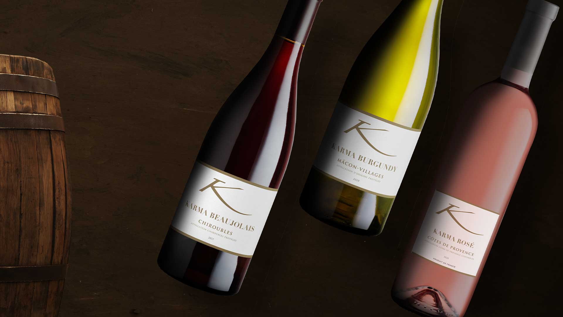 Sante! Karma Group Launches Three New Wines