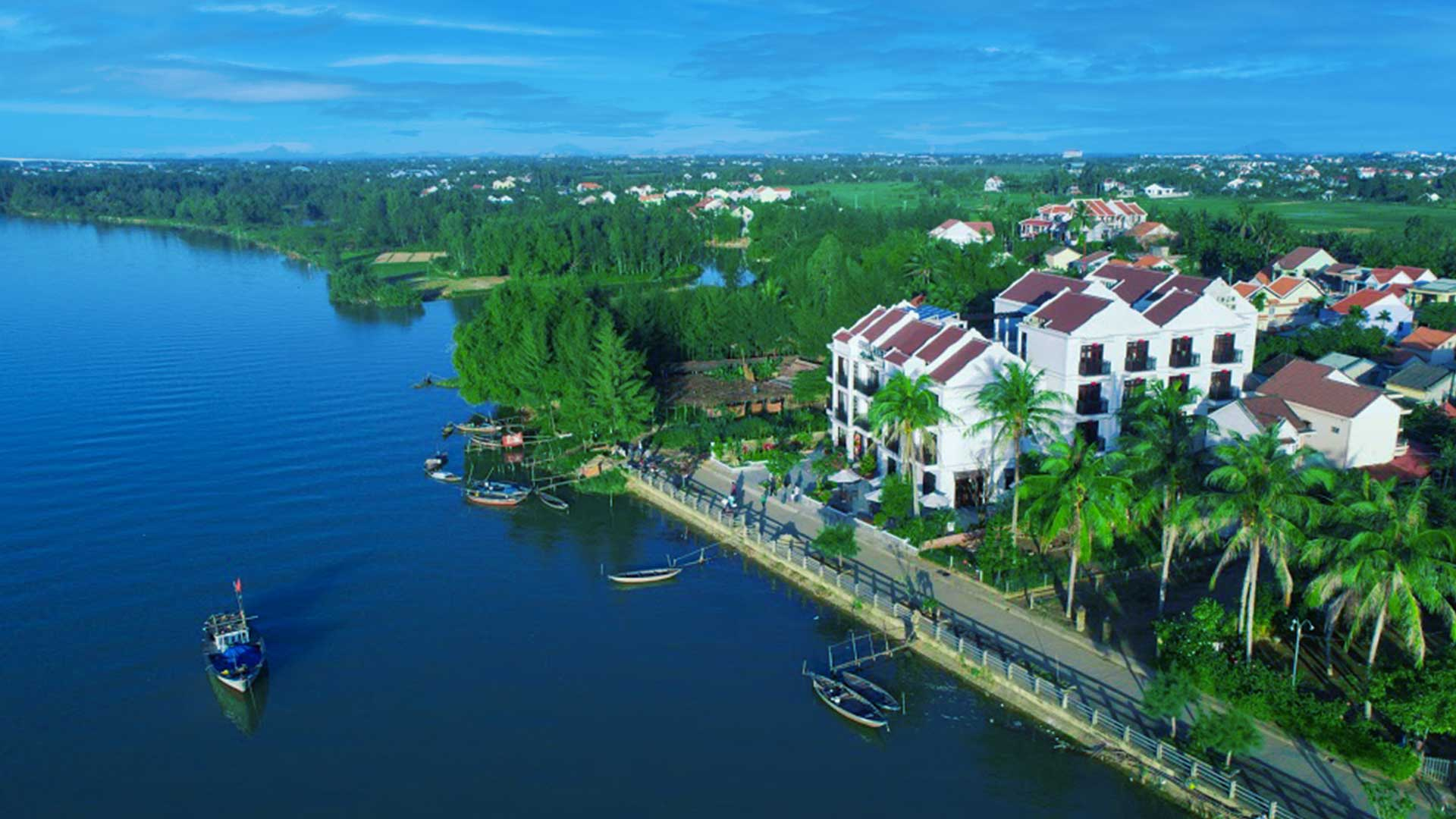 New Resort Acquisition : Karma Song Hoai
