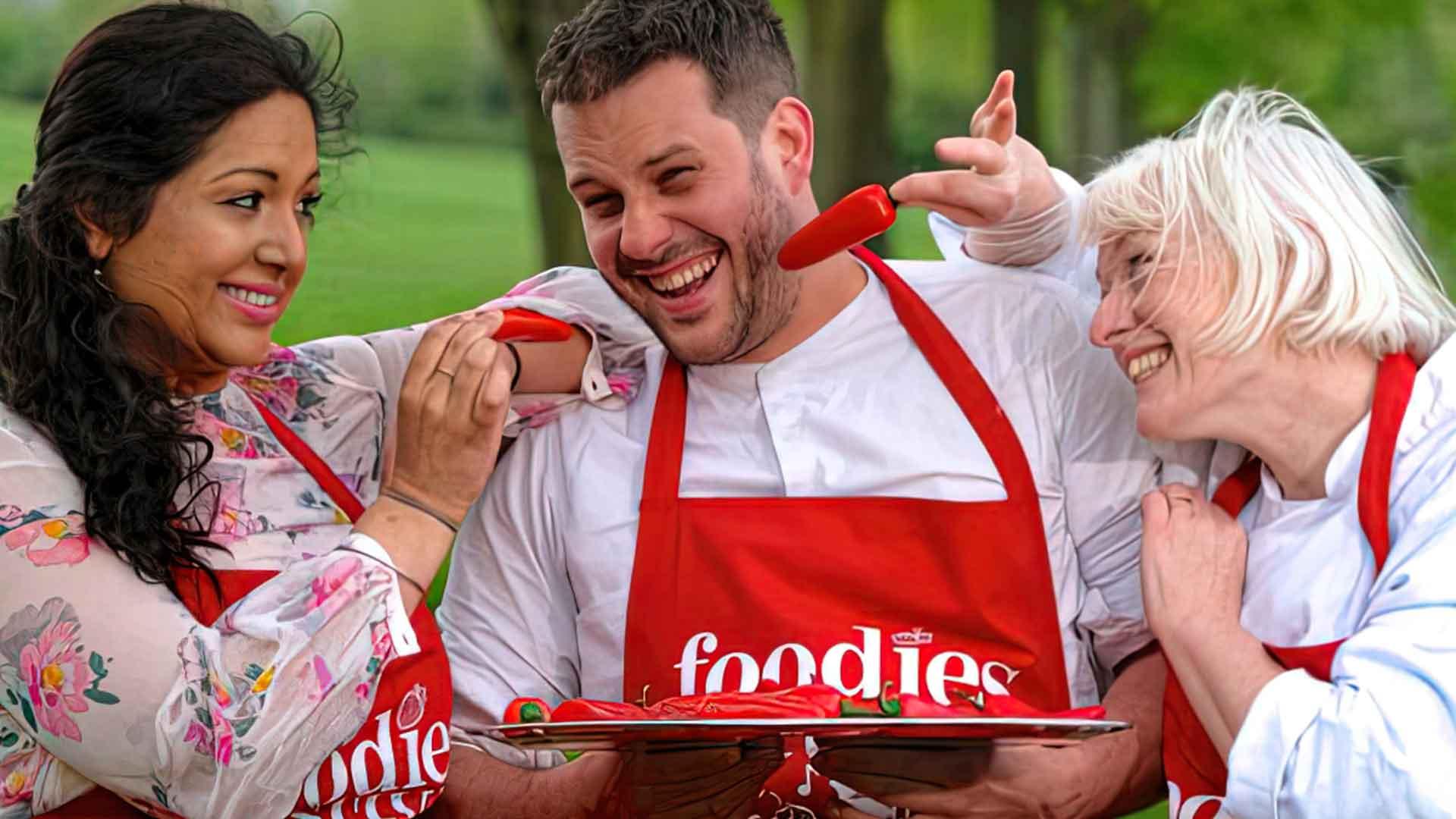 Sumptuous Giveaway : UK Foodies Festival!