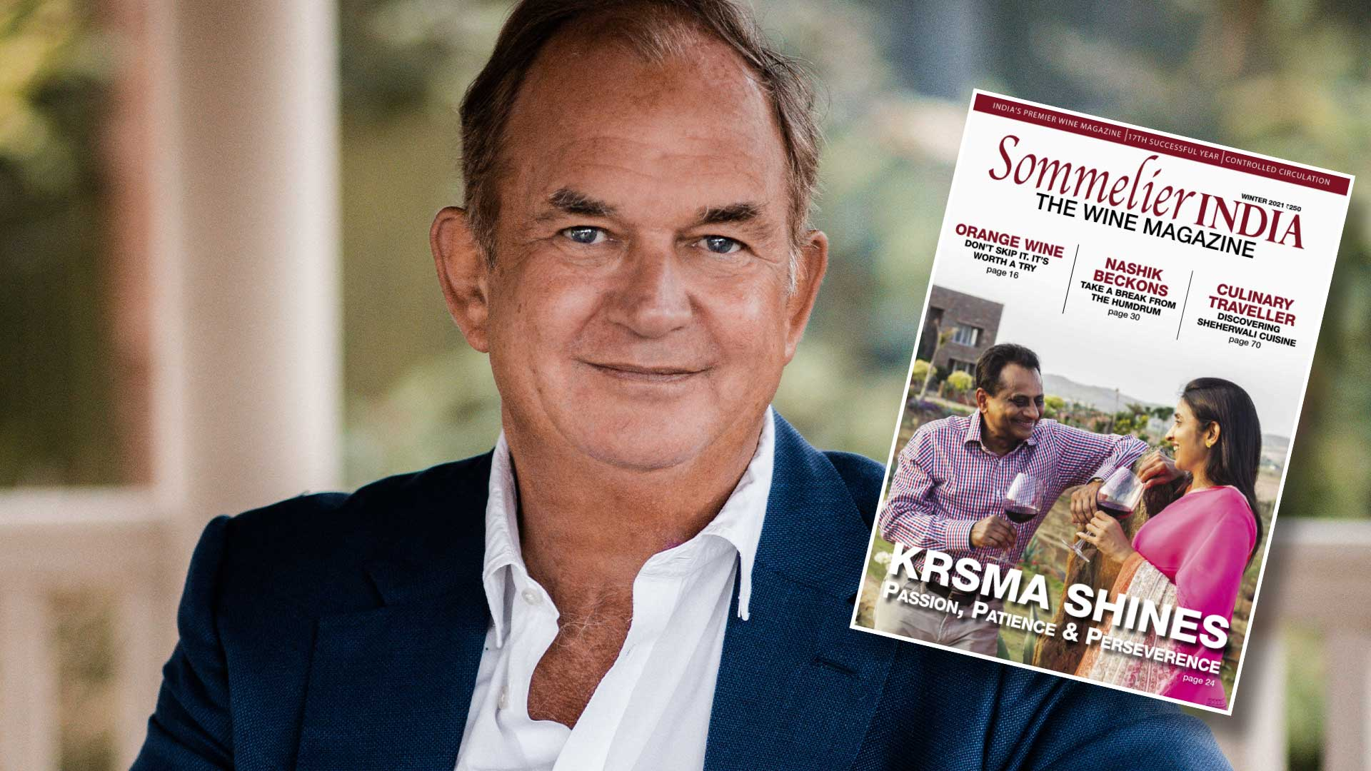 In the Press : Good Karma, Wine and Soul