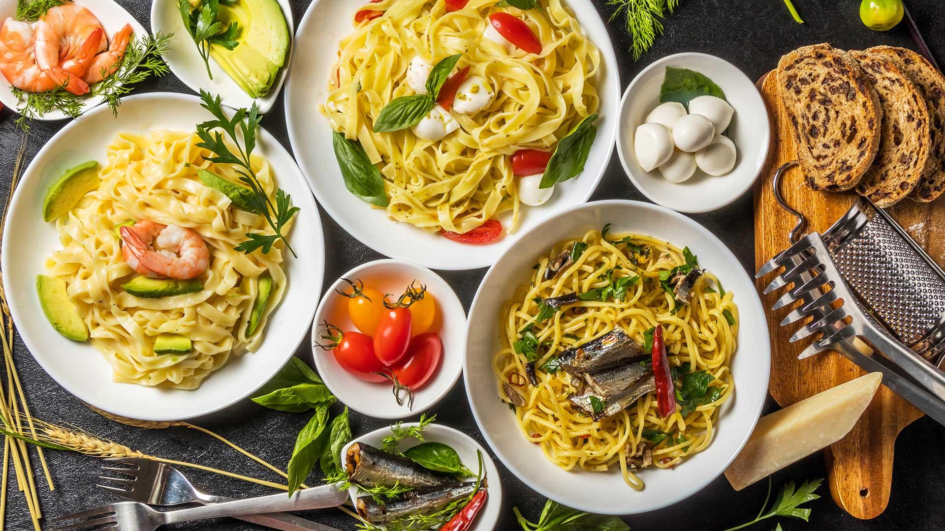 Carb Crush Quiz : Win a Pasta Set!